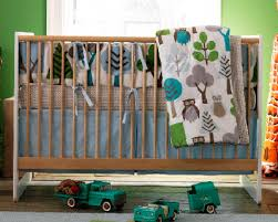 Dwell Crib Bedding Dwellstudio Owls Sky Crib Set