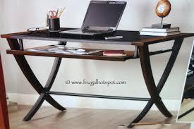 tresanti sit stand desk costco desk frugal hotspot