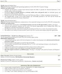 resume for exles 2 two page resume exle exles of resumes