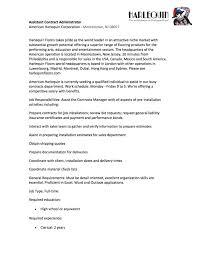 Contract Administration Job Description Harlequin Floors American Harlequin Corporation Linkedin