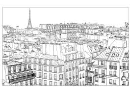 paris 1 paris coloring pages for adults justcolor