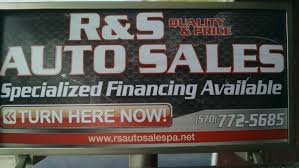 r u0026s auto sales linden pa read consumer reviews browse used