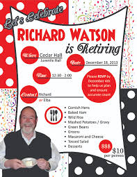 Retirement Party Invitation Card Free Retirement Party Invitation Futureclim Info