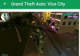 vice city apk gta auto vice city apk obb android apps