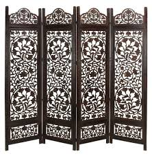 24 best room dividers screens made from canvas wood metal