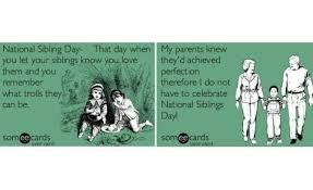 National Sibling Day Meme - siblings day pictures picture joliet