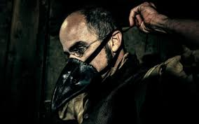 spoke to michael kelly about taboo and filming in los angeles