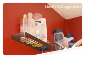 Hack Design This Home Awesome Waterproof Shelves For Showers Ikea Hack By Thediyvillage