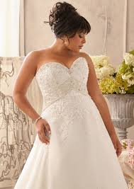 wedding dresses near me plus size lace wedding dress with crystals style 3155 morilee