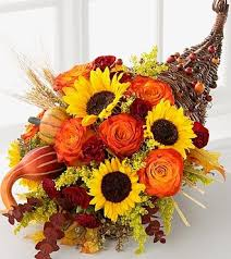 thanksgiving floral centerpieces 11 best cornucopia floral ideas images on flower