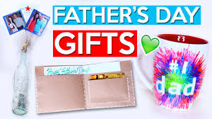 diy father u0027s day gift ideas youtube