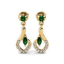 emerald earrings uk buy emerald earrings glamira co uk