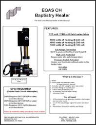 baptistry heater baptistry baptistries baptismal pools fiberglass specialties