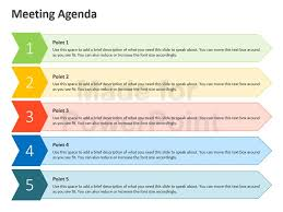 templates for business agenda meeting agenda business ppt slides