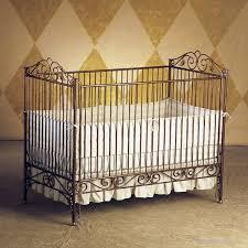 Venetian Crib Bratt Decor Bratt Decor Casablanca Premiere Crib In Venetian Gold