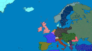 World War 3 Map by World War 1 Map Game Thefutureofeuropes Wiki Fandom Powered By