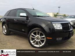 lexus lincoln used cars pre owned black 2010 lincoln mkx awd walk around review