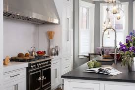 satin nickel white kitchen love everything about this i fell in love with this sweet gem of a kitchen this week all the