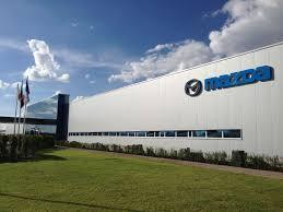 mazda motor corporation mazda comienza la producción en su nueva factoría de méxico