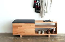 entryway bench and shoe storage inch mudroom bench shoe bench with