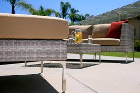 Used Patio Furniture For Sale Los Angeles Guide To Outdoor Wicker Furniture Patioproductions Com Patio