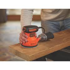 Orbital Floor Sander For Sale by Black U0026 Decker Bdero100 Random Orbit Sander 5 Inch Amazon Com