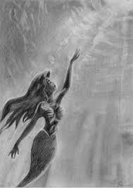 mermaid disney littledragonz deviantart