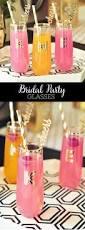 bachelorette party glasses are unique bachelorette party favors