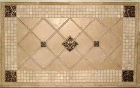 decorative ceramic tile to delight the med home design
