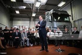 mercedes uk milton keynes office prime minister david cameron visits milton keynes photos and