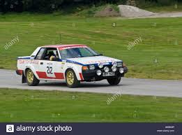 toyota rally car toyota celica group b historic rally car at oulton park motor