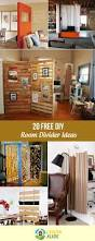 20 free diy room divider ideas to maximize space lemon slide