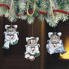 kinkade ornaments