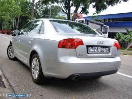 audi a4 singapore audi a4 2 0mu silver 2006 for export singapore used cars