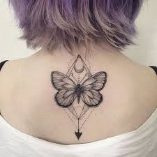 butterfly on back butterfly ideas meaning