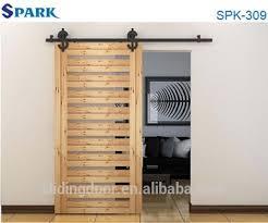 Wood Sliding Closet Doors Adjustable Door Hinges Hanging Solid Wooden Sliding Closet Door