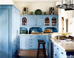 Turquoise Kitchen Decor Ideas Kitchen Awesome Blue Kitchen Island Beautiful Kitchen Cabinets