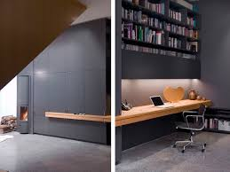 Modern Home Office Design Mapo House And Cafeteria - Modern home office design