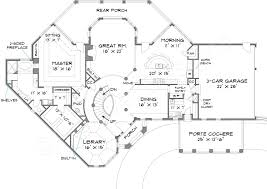 First Floor House Plan Stone Pond Luxury Home Plans 4 Bedroom House Plans