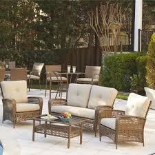 Wicker Patio Furniture Set Wicker Patio Furniture You Ll Wayfair