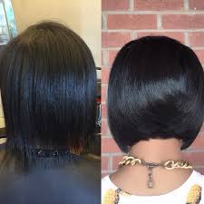 bob haircuts for damaged hair instagram post by voiceofhair stylists styles voiceofhair