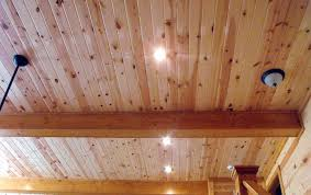 knotty pine paneling with uv finish buffalo lumber