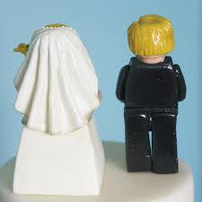 and groom cake toppers lego and groom cake topper