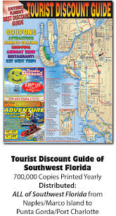 Florida Map Fort Myers by Southwest Florida Attractions Florida Advertising Services