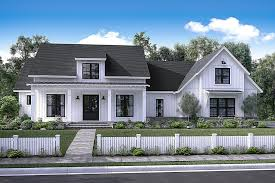 Country Cottage House Plans With Porches Erin House Plan Open Living Area Farmhouse Plans And Bedroom Modern
