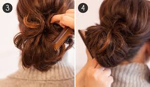 getting fullness on the hair crown pony up how to make short hair look full in a ponytail more com