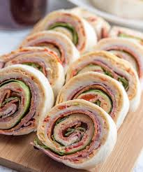 cuisine appetizer pinwheels a delicious appetizer for a crowd