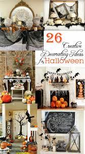 Decorating Halloween Ideas Anderson Grant 26 Creative Decorating Ideas For Halloween
