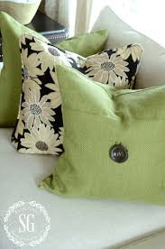 Where To Buy Cushion Stuffing How To Know When To Splurge Or Save On Home Furnishings Stonegable
