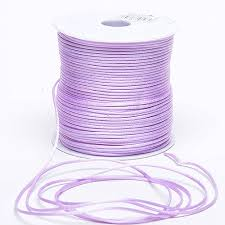 rattail cord bulk satin cord 2mm rattail cords wholesale supplier